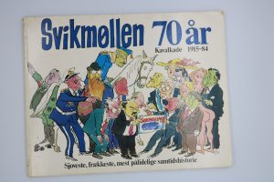 Svikmøllen 70 år 1984