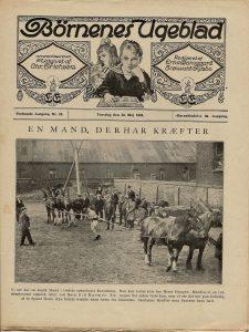 Børnenes ugeblad 1929 nr. 22